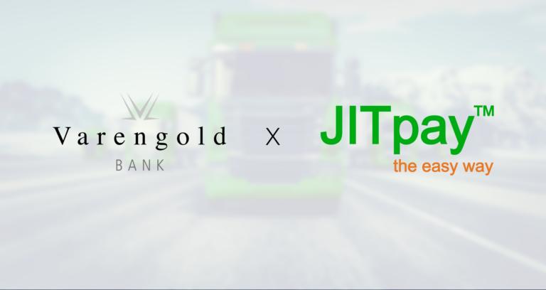 Varengold x JITpay™