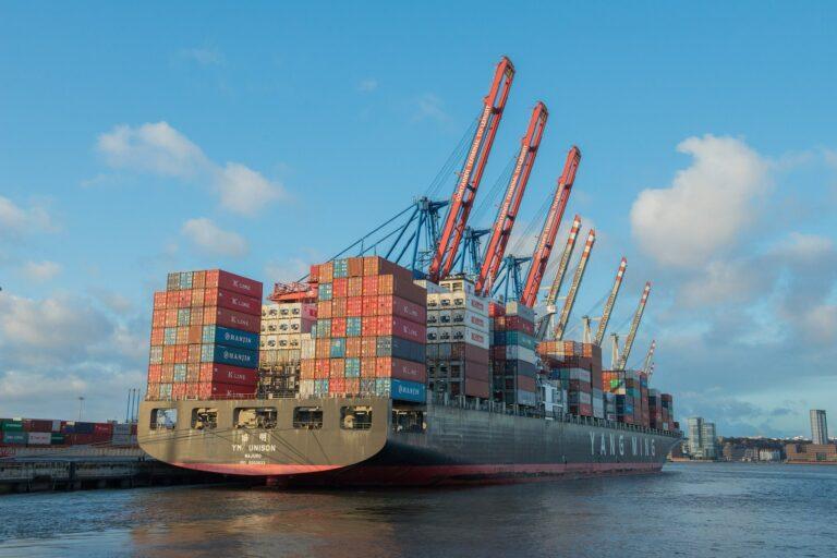 JITpay™ Ship congestion in China